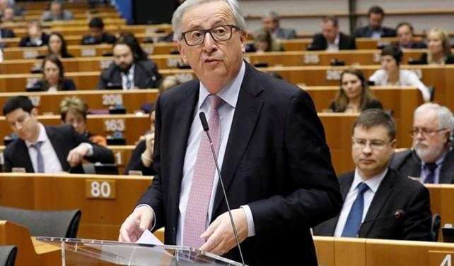Juncker: Türkiye'nin söylemleri beni şoke etti