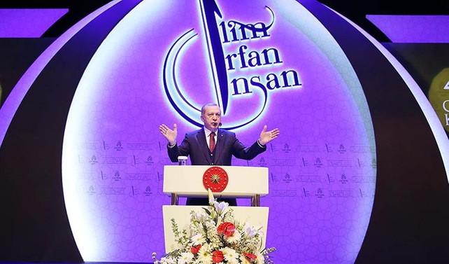 Erdoğan: Maskeli balo sona erdi