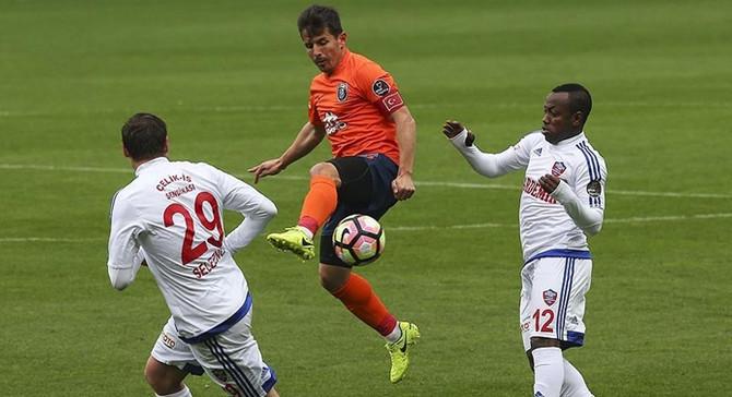 6 gollü maçtan beraberlik çıktı