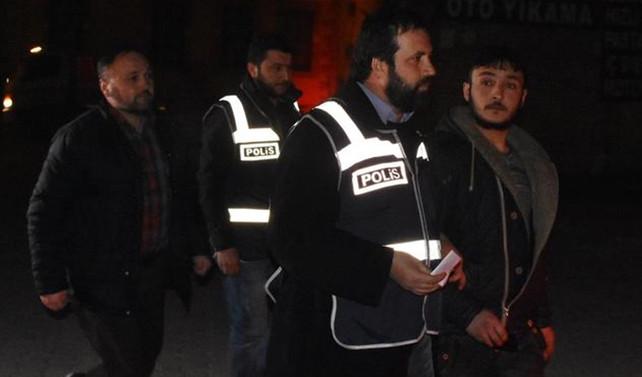 Konya'da 260 yabancı uyruklu gözaltına alındı
