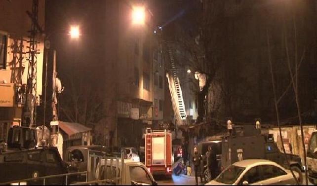 İstanbul'da derneğe operasyon