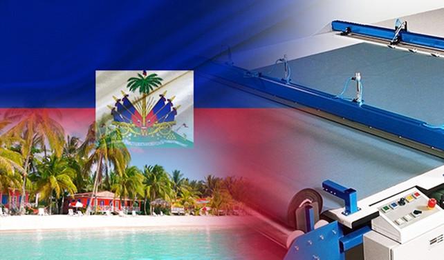 Haitili kepenk üreticisi kesim tezgâhları satın alacak