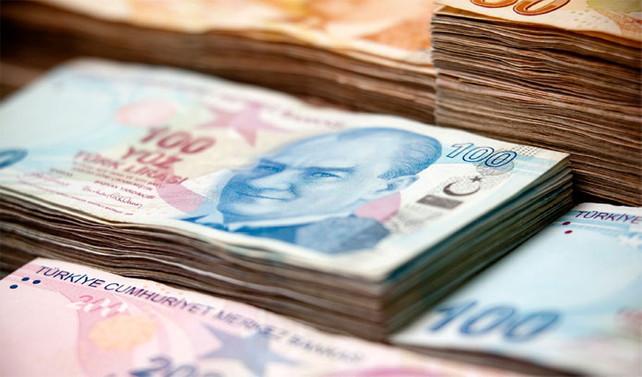 Vergide, 122 milyar lira tahsil edilemedi