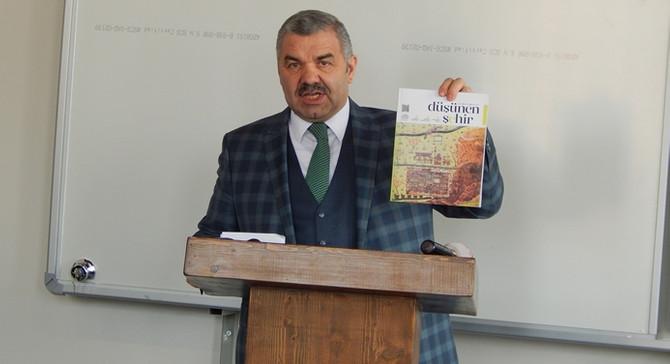 Kayseri'de, BÜSAM ve Şehir Akademisi kuruldu