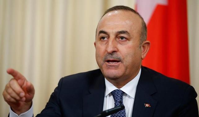 Çavuşoğlu: YPG, Münbiç'ten çekilmezse vuracağız