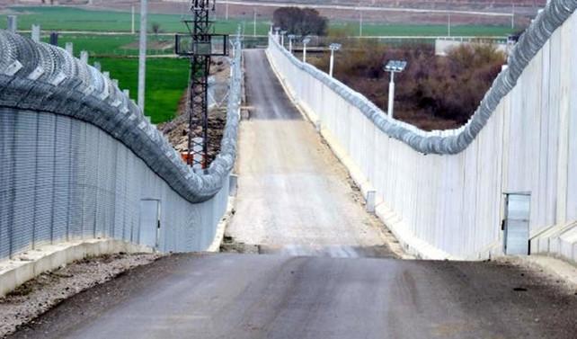 Suriye sınırı artık daha güvenli