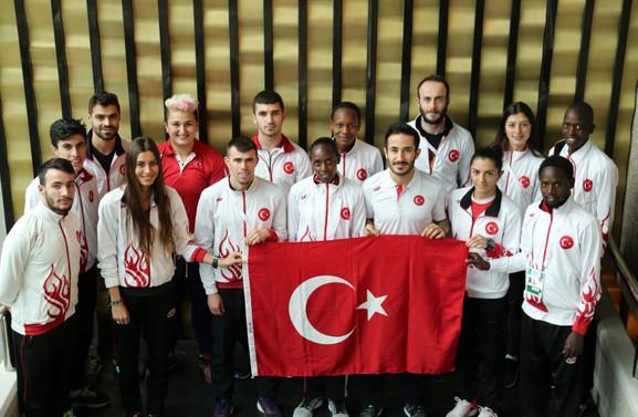 Turkcell'in atletleri Avrupa arenasında
