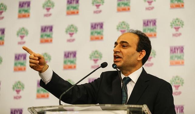 HDP'de kampanya süreci başladı