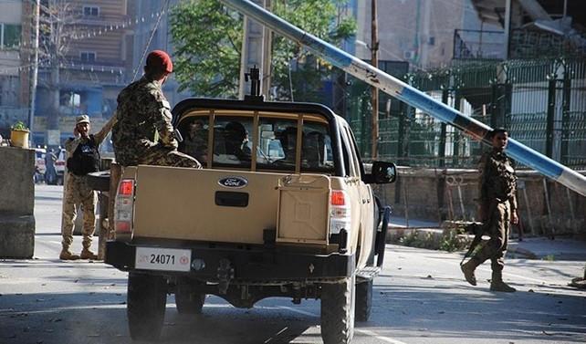Afganistan'da ABD askerine saldırı