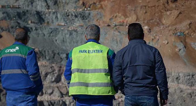 Park Elektrik hisselerinde sert yükseliş