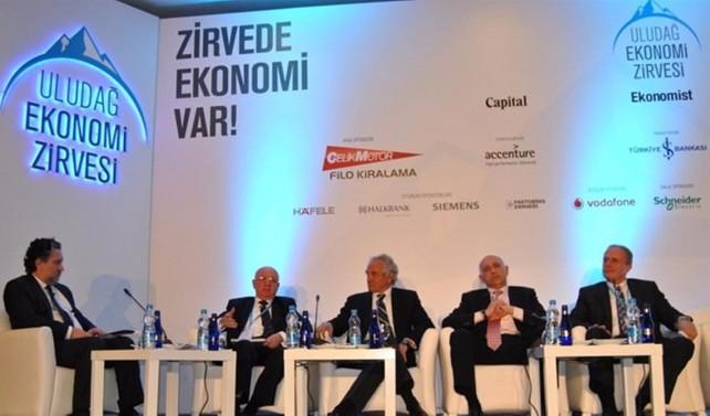 Uludağ Ekonomi Zirvesi 24 Mart'ta