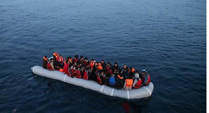 Yunanistan'a sığınmacı geçişi arttı