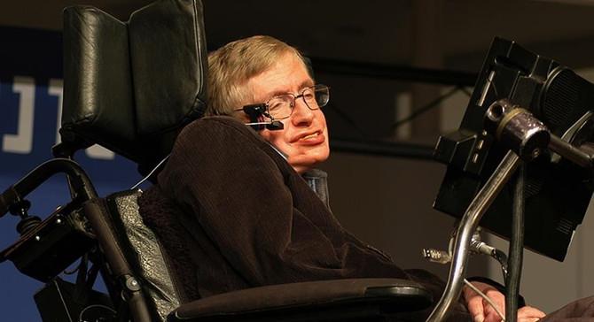 Stephen Hawking uzaya çıkacak
