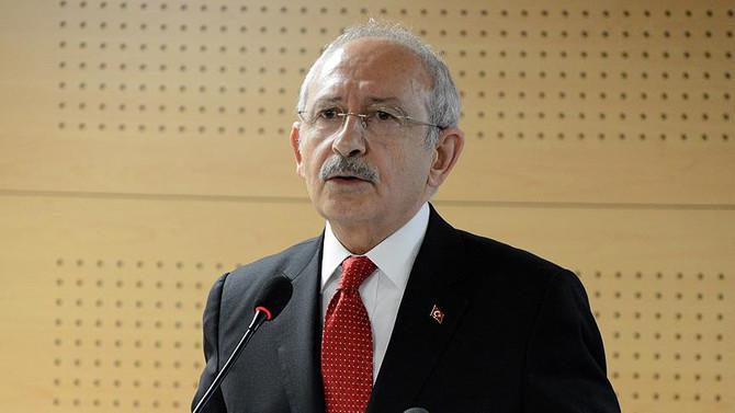 Kılıçdaroğlu: Gençlere tuzak kuruluyor