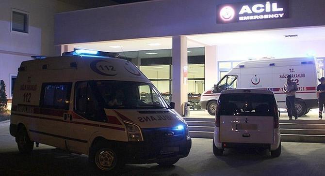 Hakkari'de yıldırım düştü: 4 asker yaralandı