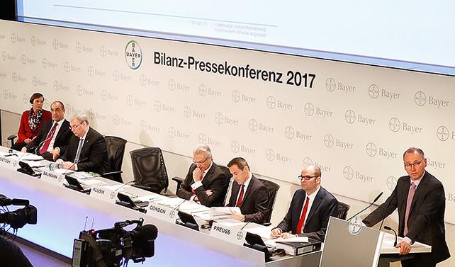 Bayer Türkiye'den 557 milyon euroluk ciro
