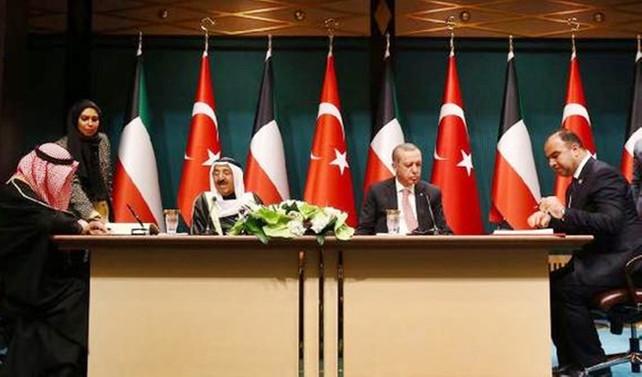 Kuveyt'ten Şanlıurfa'ya 5 milyon dolarlık hibe