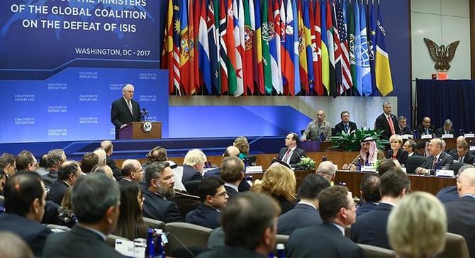 ABD Dışişleri Bakanı'ndan 'Fırat Kalkanı' vurgusu