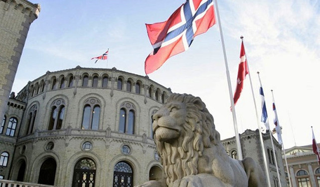 Norveç'ten Türk subaylarla ilgili açıklama