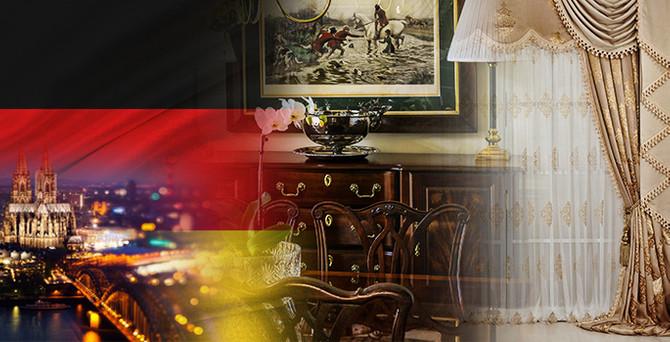 Alman firma mobilya ve ev tekstili satın almak istiyor