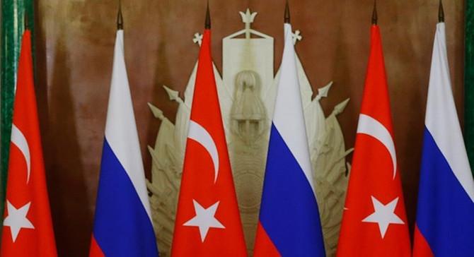 Türkiye ve Rusya'dan terörle mücadele toplantısı