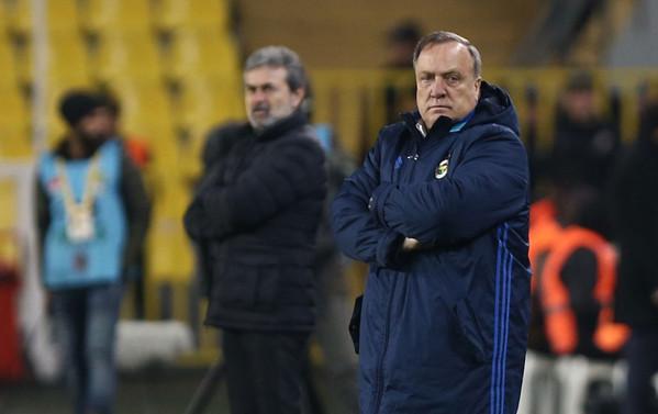 Fenerbahçe'den 'Advocaat' kararı