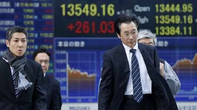 Asya borsaları pozitif seyretti
