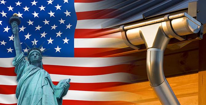 Amerikalı firma çatı ve oluk sistemleri ithal edecek