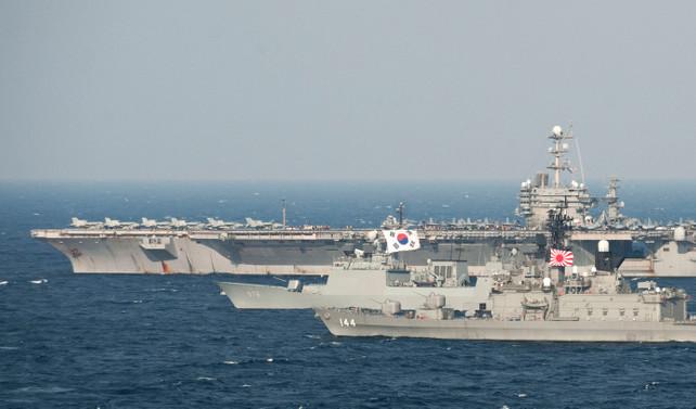 Japonya,  G. Kore'yi protesto etti