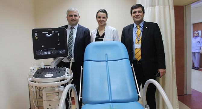 UEDAŞ'tan Uludağ Üniversitesi Tıp Fakültesi'ne destek