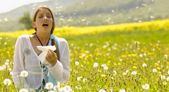 Baharda alerjiyi bu yöntemlerle bertaraf edin!