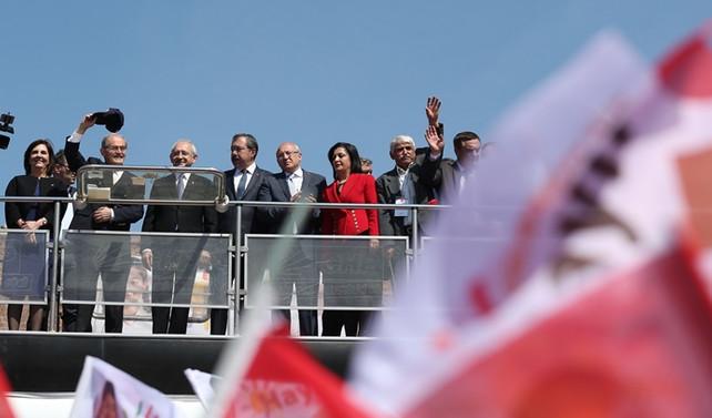 Kılıçdaroğlu: Bir kişi mi büyük 80 milyon mu?