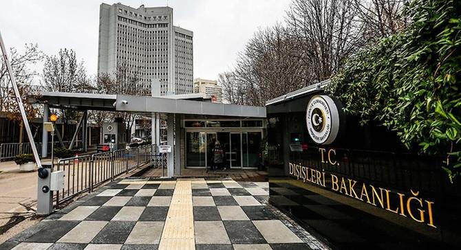 İsviçre'nin Ankara Büyükelçisi Bakanlığa çağırıldı