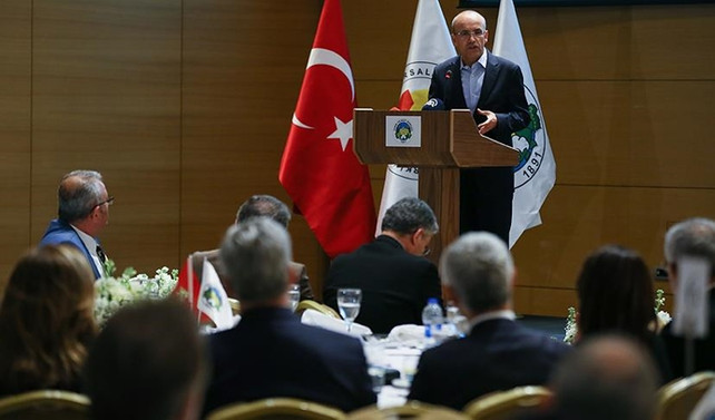 Şimşek: Türkiye ile ilgili kötümser olmayın