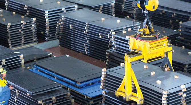ABD'nin çelik ithalatı yüzde 4,6 düştü