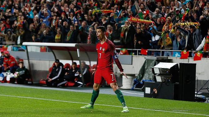 Ronaldo Puskas'ın rekoruna göz dikti