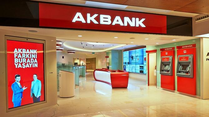 Akbank'taki 'sıkıntı' giderildi