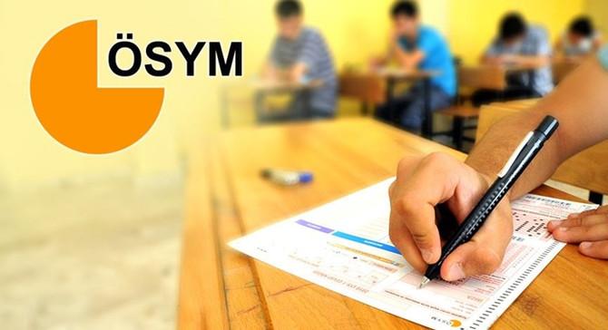 KPSS alan sınavları başvuruları başladı