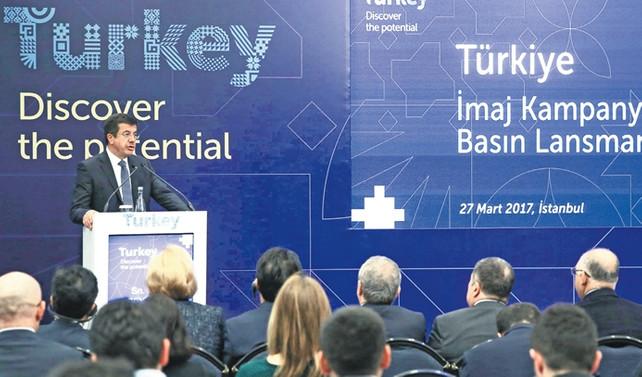 Türkiye, imaj kampanyası atağı başlattı