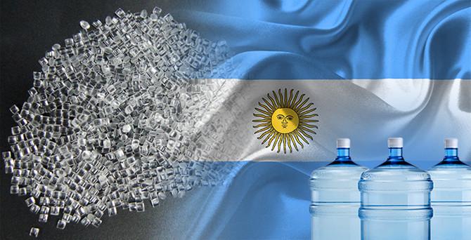 Arjantinli üretici polikarbonat hammadde ithal edecek
