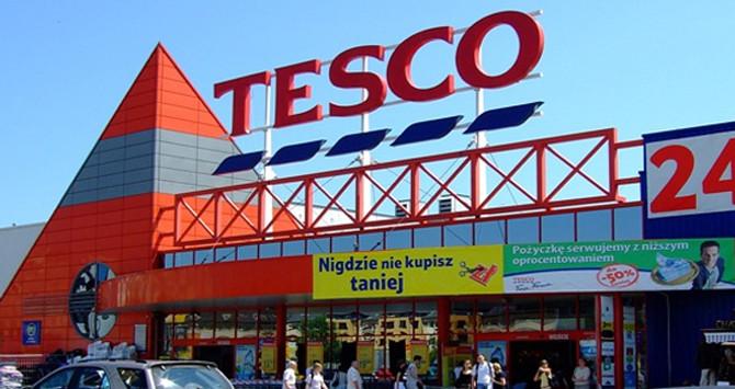 Tesco'ya 129 milyon sterlin ceza