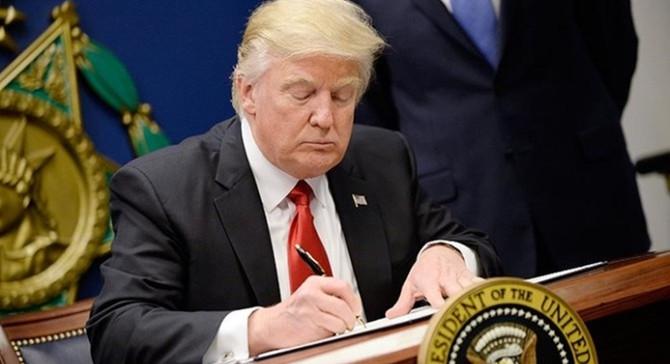 Trump, internet mahremiyetine el attı