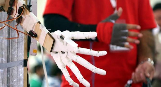 Robotlar insan iş gücünü azaltıyor