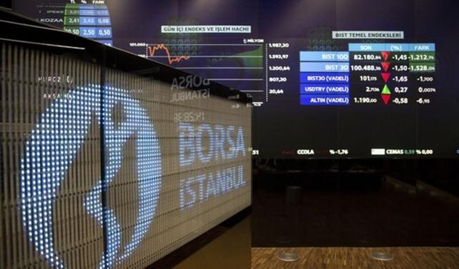 Borsa kayıpla kapandı