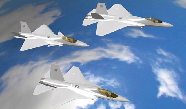 Yerli savaş uçağı TFX'de çift motor kullanılacak