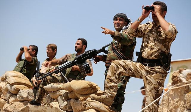 PKK ile Peşmergeler arasında çatışma