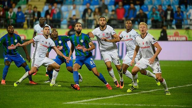 Lider Beşiktaş seri peşinde