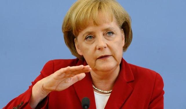 Merkel'den yanıt geldi