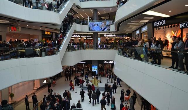 Türkiye'nin üçüncü Özdilekpark'ı Bursa'da açıldı