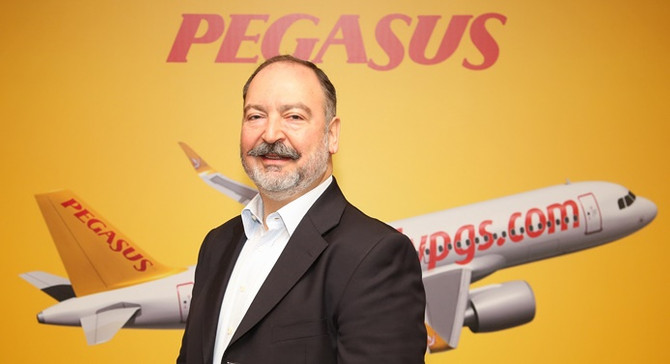 'Ucuz'a talep arttı, Pegasus'ta 1 koltuk günde 7 kez doldu